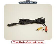 ■■■ Sega Megadrive II: Multi Out Cable / AV Cable / AV Cinch / Tulp (NEW) ■■