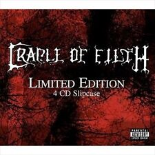 Limited Edition Box Set, Cradle of Filth, Good Limited Edition, Box set