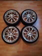Chrom Felgen Xtra Wheels 19 Zoll 5x112 235/35R19 *Audi*VW*Mercedes*Skoda*Seat