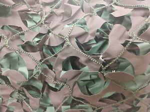 10x20 Woodland Camouflage Netting Military Surplus Camo BLIND Net Shade Cover