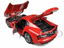 2013 DODGE VIPER GTS RED 1/18 DIECAST MODEL CAR 1/18 BY MAISTO 31128
