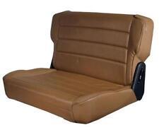Fold And Tumble Rear Seat Jeep CJ Wrangler YJ 55-95 Spice Denim Smittybilt 41317