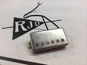 Seymour Duncan APH1B Alnico Pro II Bridge Guitar Pickup Nickel