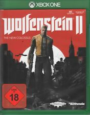 Wolfenstein 2 II: the New Colossus-XBOX ONE-NUOVO & OVP
