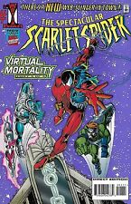 Marvel The Spectacular Scarlet Spider comic issue 1