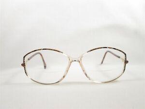 Silhouette SPX1861 20 6051 52/12 130 Austria Designer Eyeglass Frames Glasses