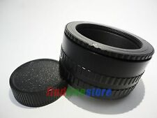 M52 to M42 Adjustable Focusing Helicoid 36-90mm Macro Extension Adapter + CAP
