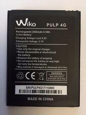 Bateria Original Wiko Pulp 0.1 oz, Bulk