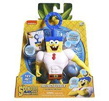 Spongebob Invincibubble Talking Action Figure Doll Ages 3+ New Toy Boys Girls