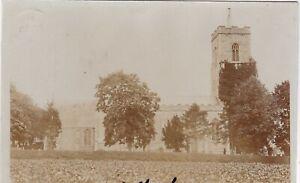 The Church, BARDWELL, Suffolk RP