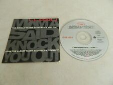 LL Cool J Mama Said Knock You Out CD single [Australian version]