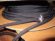 "1/2"" Roundit 2000 Woven Wrap-Around Sleeving Wire Loom USA 120 feet"