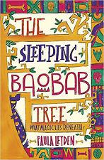The Sleeping Baobab Tree, New, Leyden, Paula Book