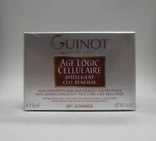 Guinot Age Logic Cellulaire Creme Intelligent Cell Renewal Cream 1.6 oz / 50 ML