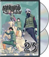 Naruto Shippuden Uncut Set 23 [New DVD] Full Frame, 2 Pack