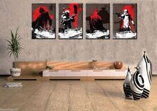 Home Decor Wall art,picture HD printed on canvas,(Unframed)Star Wars man V 3PC