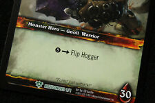 World of Warcraft WoW TCG Blizzcon 2011 Promo - Hogger 1/1