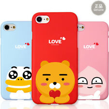Genuine Kakao Friends Love Soft Case iPhone 7/8 Case iPhone 7/8 Plus Case 6 Type