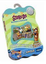 Cartouche de Jeu V.Smile CONSOLE VTECH Vsmile -  Scooby Doo - NEUF- VF