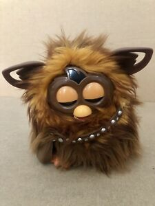 Star Wars Furbacca Chewbacca Furby Hasbro Tested Working
