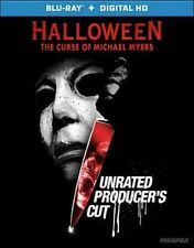 Halloween 6 VI The Curse of Michael Myers Blu-ray Region a