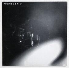 ACETATE ZERO The sad beautiful quintessence french lo-fi indie rock orgasm EP