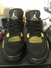 Air Jordan Retro 4 Thunder Size 11.5