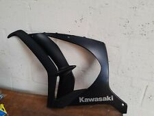 Genuine Kawasaki Zx10r left Fairing cowl 2011-2015 55028-0336