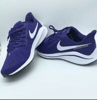 $140 Nike Air Zoom Vomero 14 Mens Running Shoes Purple CK1969-500 Running Shoes