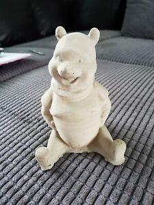 Winnie The Pooh Concrete Garden Ornament