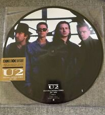 "U2 Red Hill Mining Town RSD 2017 12"" pic disc NEUF"