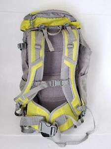 Topi Togo 32 Backpack - Highly Visible Yellow and Gray