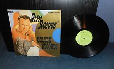 "12"" LP 33rpm Jim Reeves - Golden Records"