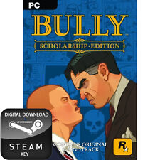 BULLY SCHOLARSHIP EDITION PC STEAM KEY