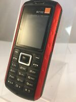 Incomplete Samsung GT-B2100 Unlocked Mystic Red Mobile Phone