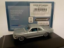 Model Car, Chevrolet Convair - 1963 Silver, 1/87 New Oxford 87CH63001