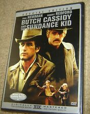 Butch Cassidy and the Sundance Kid (Dvd, 2005),New & Sealed, Region 1, A Classic