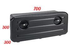 LAGO Black Dog 1000x470x500 Coffre à outils Boîte De Rangement Camions