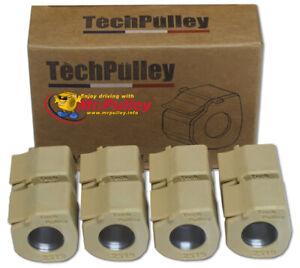 TechPulley Variorolle Gleitrolle 25x17/ 8er Set -direkt vom Importeur!