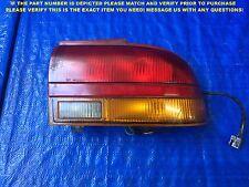 OEM 1993 1994 1995 SATURN SL PASSENGER RIGHT TAIL LIGHT 93 94 95 SHELF 7