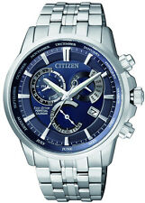Citizen Eco-Drive BL8140-80L. Perpetual Calendar Chronograph. Look Sharp.