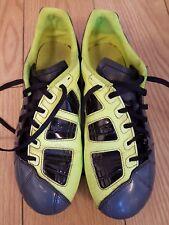 Ragazzi Ragazze Nike T90 Modellato Borchie Scarpe Da Calcio Misura UK 5