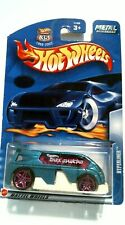 2003 Hot Wheels Yu-GI-Oh Dark Magician Hyperliner Exclusive - Green