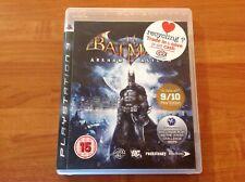 PS3 2009 Game BATMAN ARKHAM ASYLUM