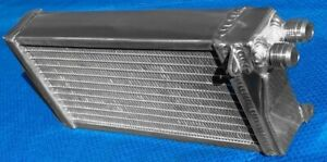 ★ NEW Ford Sierra Cosworth Merkur XR4Ti Aluminum Heater Core Matrix with -10AN ★