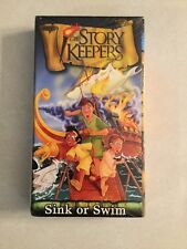 The Story Keepers VHS Sink Or Swim NEW!