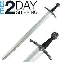 Medieval Excalibur Knight Foam Padded Costume Prop Sword LARP
