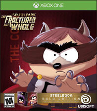 South Park: The Fractured But Whole SteelBook Gold Edition Xbox One, New Xbox On