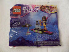 LEGO Friends Poly Bag Pop Star Stage Andrea *NEW* #30205