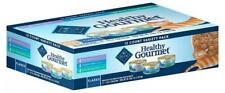 Blue Buffalo Healthy Gourmet Variety Pack Adult Flaked Wet Cat Food 12-5.5Oz Can